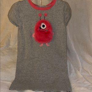 GYMBOREE knit dress sz 5t LN